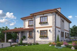 Проект дома КД - 249_1