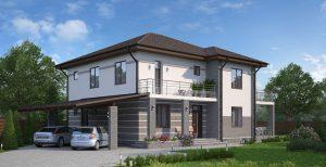 Проект дома КД - 250_1_2