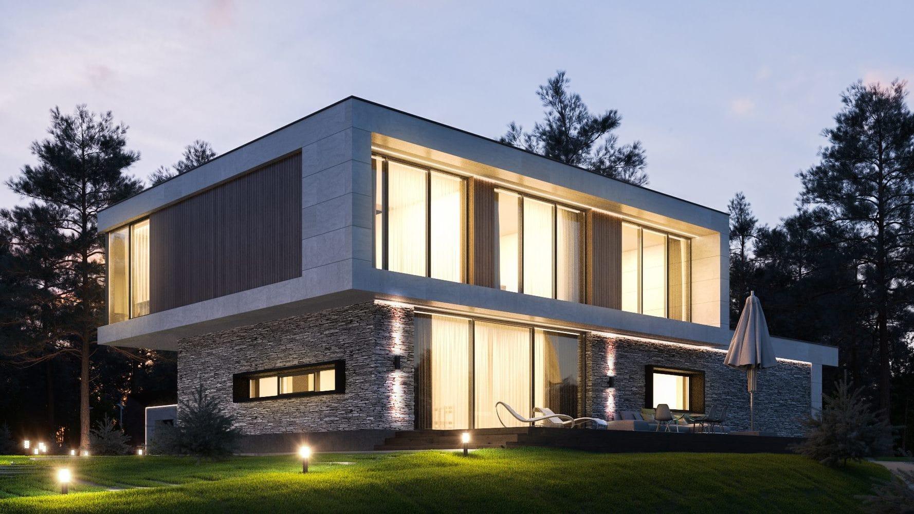 Проект дома КД - 253_1