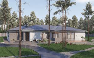 Проект дома КД - 262_1