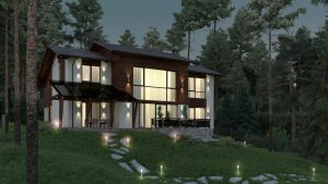 Проект дома КД - 269_1