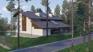 Проект дома КД - 269_4