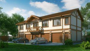 Проект дома КД - 292_1