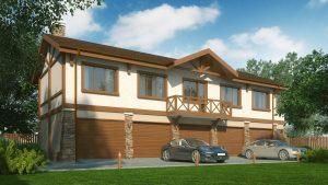 Проект дома КД - 292_2