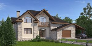 Проект дома КД - 310_4