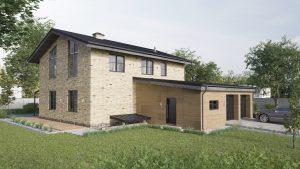 Проект дома КД - 364_3