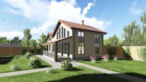 Проект дома КД - 192-1_1