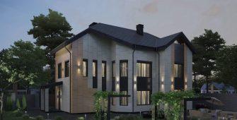 Проект дома КД - 202_1