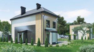Проект дома КД - 202_3