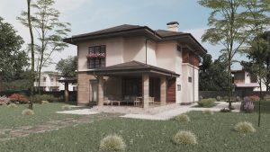 Проект дома КД - 204_1