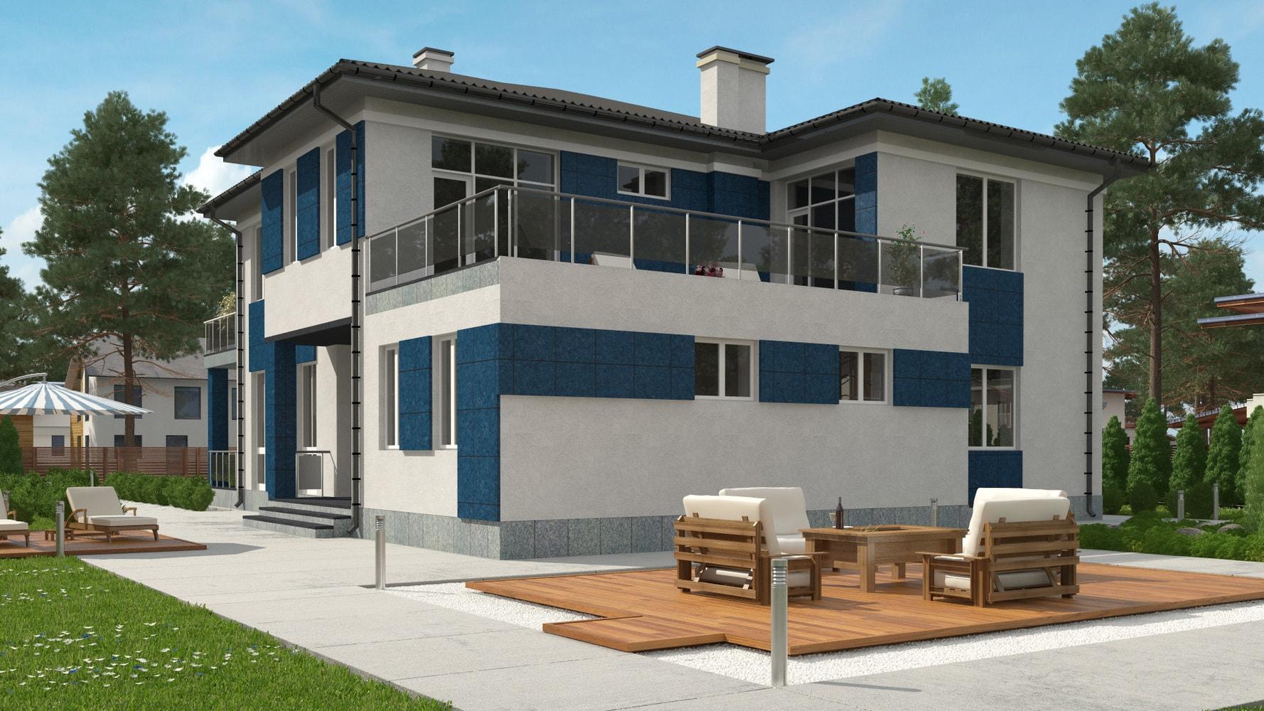 Проект дома КД - 306_2