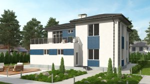 Проект дома КД - 306_3