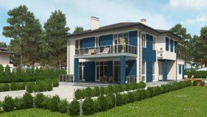 Проект дома КД - 306_4