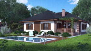 Проект дома КД - 341_1