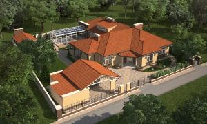 Проект дома КД - 352_1