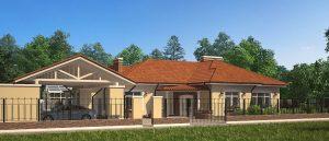 Проект дома КД - 352_2
