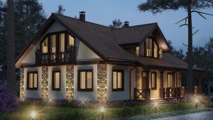 Проект дома КД - 360_4