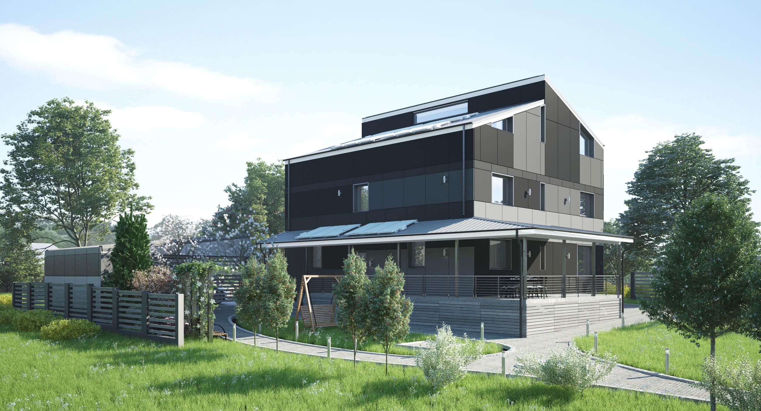 Проект дома КД - 370_1