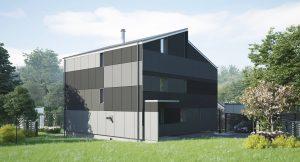 Проект дома КД - 370_3