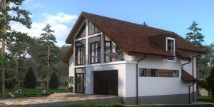 Проект дома КД - 371_4