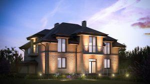 Проект дома КД - 375_2