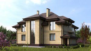Проект дома КД - 375_3