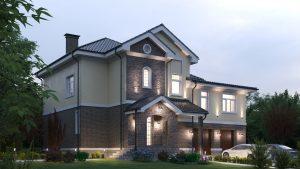 Проект дома КД - 432_4
