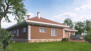 Проект дома КД - 445_4